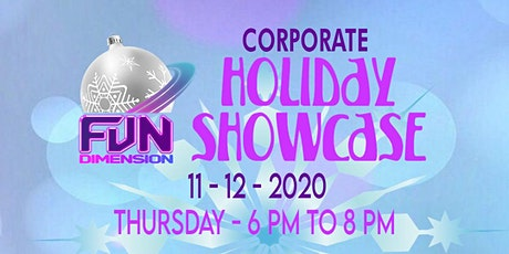 FunDimension Corporate Holiday Showcase tickets