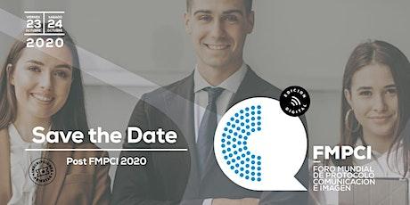 Post Foro Mundial de Protocolo, Comunicación e Imagen - Argentina 2020. entradas