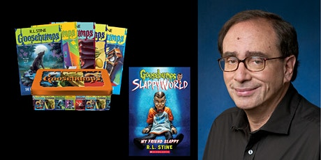 Virtual Halloween Party starring R.L. Stine tickets