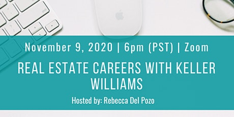 Careers in Real Estate at Keller Williams tickets