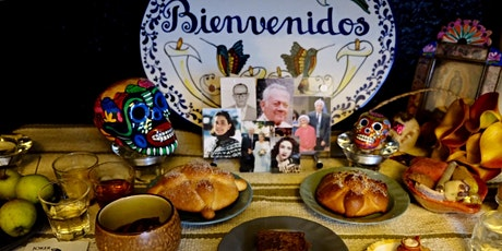 Class: Pan de muerto (Mexicain Bread of the dead) tickets