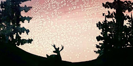 Sunrise Deer Watercolor Painting 11/13 at Thunder Brothers Brewing tickets