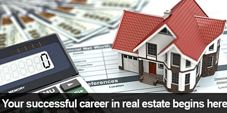 How to begin your REAL ESTATE journey (introduction webinar) tickets