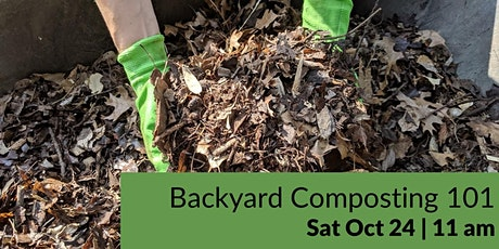 Compost 101: Into to Backyard Composting tickets