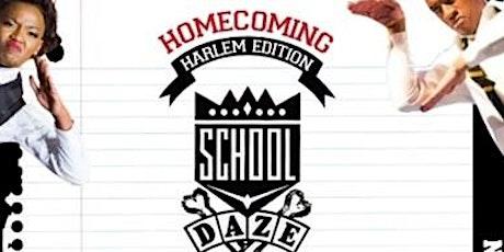 Homecoming Harlem Edition: School Daze tickets