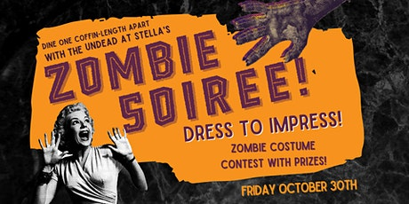ZOMBIE SOIREE tickets