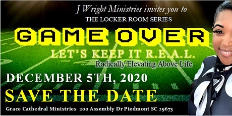 The Locker Room Series (Game Over, Let's Leep It R.E.A.L) tickets