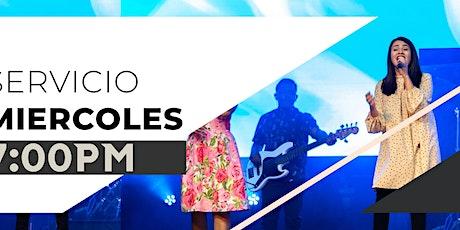 Servicio Familiar | Miercoles 21 ,2020 7:00pm tickets
