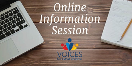 Learn About Becoming a CASA Volunteer tickets