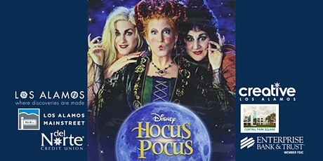"Los Alamos Halloweekend Drive-in Movie: ""Hocus Pocus"" tickets"