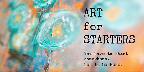 Art for Starters with Pamela Sue Johnson tickets