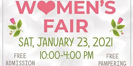 Midlands Women's Fair tickets