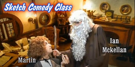 Virtual NYC Sketch Comedy Writing Workshop Intensive tickets