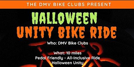 Halloween Unity Bike Ride tickets