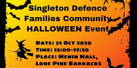 Singleton Defence Families Community Halloween Event tickets