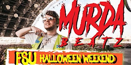 MURDA BEATZ HALLOWEEKEND KICKOFF tickets