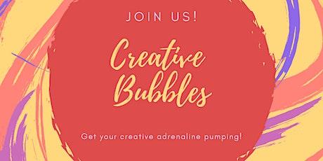 Weeknight Creative Bubbles tickets
