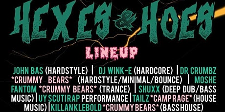Hexes & Hoes tickets
