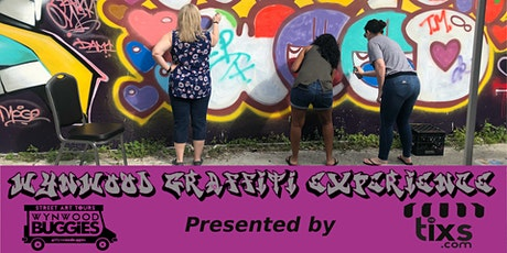Wynwood Graffiti Experience tickets