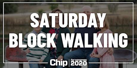 Saturday Block Walking in Comal County! tickets