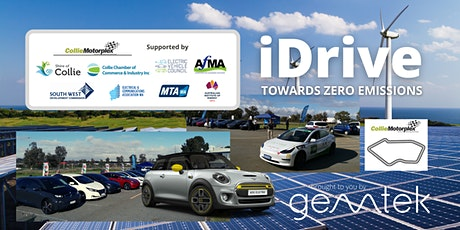 iDriveWA: Towards Zero Emissions in our South West tickets