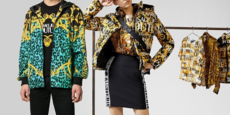 Versace Couture Sample Sale tickets
