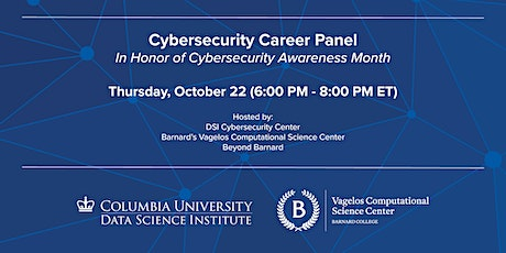 Cybersecurity Career Panel tickets