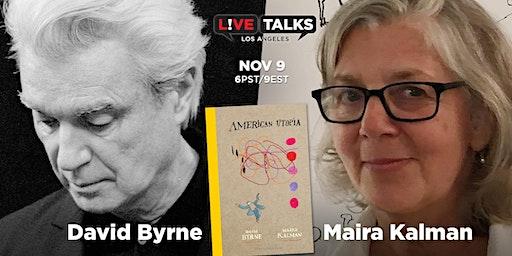 "David Byrne & Maira Kalman: ""American Utopia"""