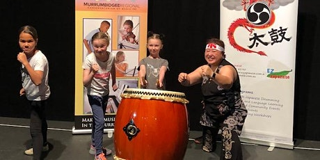 TAIKO DRUMMING WORKSHOP tickets