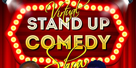 Virtual Comedy Show Fundraiser tickets