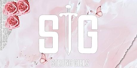 Conferência Strong Girls ingressos