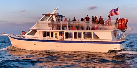 Saturday Booze Cruise tickets