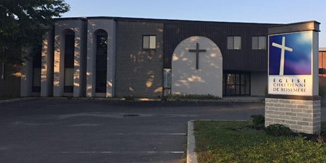 Eglise Chretienne de Rosemere billets