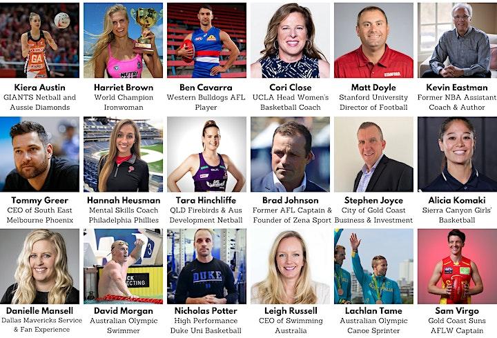 2020 Gold Coast Elite Sports Conference - Online image