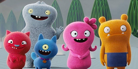FREE  headspace Day screening  of Ugly Dolls - Tuggeranong Town Park tickets