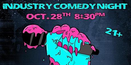 Industry Comedy Night: Ali Macofsky tickets