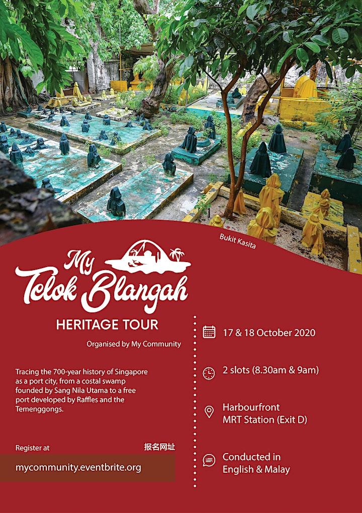 My Telok Blangah Heritage Tour [English] (18 October 2020) image
