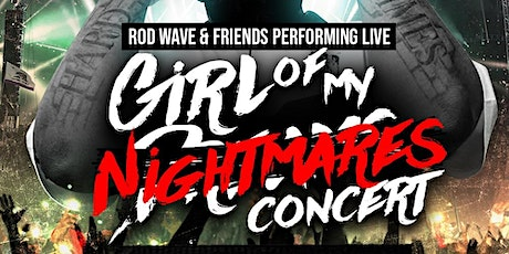 ROD WAVE & FRIENDS  PERFORMING LIVE IN CONCERT Tickets