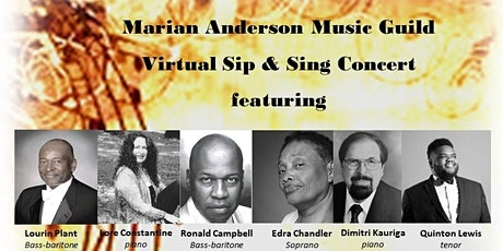 Marian Anderson Music Guild Sip & Sing Concert tickets