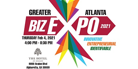 Greater Atlanta Business Expo February 4, 2021 tickets