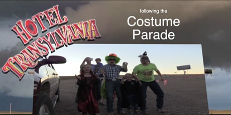 Hotel Transylvania + Reverse Costume Parade! CANCELED DUE TO WEATHER tickets
