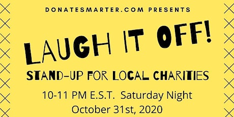 Laugh it Off - Stand up for Local Charities tickets