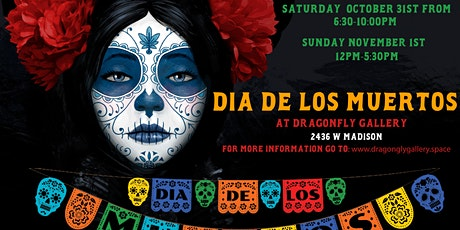 Dia de los Muertos/Day of the Dead tickets
