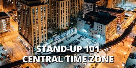 STEP BY STEP TO STAND UP COMEDY 101 |ONLINE CLASS | CDT tickets
