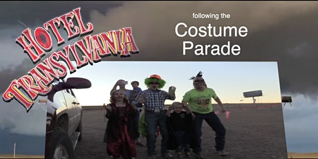 Hotel Transylvania + Reverse Costume Parade! *Public Welcome* tickets