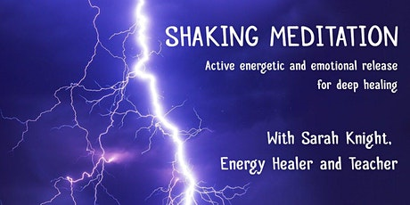 Shaking Meditation for Release and Healing tickets