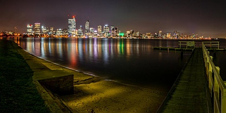 Perth Sunset & Nightscape class – Capturing its Beauty By Night tickets