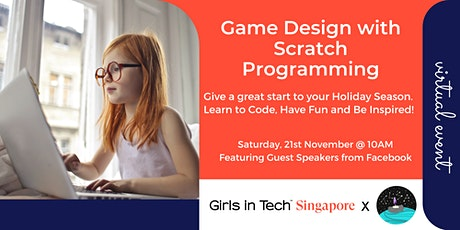 GITSG School Holiday - Game Programming tickets