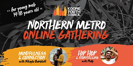 Northern Metro Online Gathering tickets