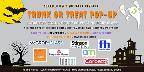 South Jersey A&D Trunk or Treat Pop Up tickets